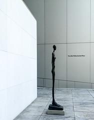 Tall Figure, III (Tigra K) Tags: newyork unitedstates us 2014 iphone museum nude sculpture statue usa