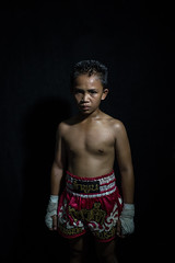 The eyes of loser (norapatkammart) Tags: boy light thailand eye sport dark boxer thai sports fight action fighter boxing fighting muay loser dimlight muaythai