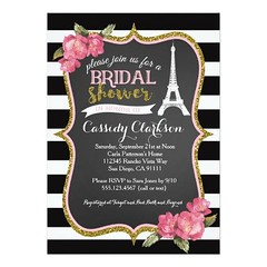 (French Paris Bridal Shower invitation) #Black, #Bridal, #Bride, #Color, #Couple, #Couples, #Eiffel, #Floral, #Flower, #French, #Fun, #Glitter, #Gold, #Groom, #Hot, #Light, #Metallic, #Paris, #Pink, #Red, #Shower, #Simple, #Sparkle, #Stripes, #Tower, #Wat (CustomWeddingInvitations) Tags: french paris bridal shower invitation black bride color couple couples eiffel floral flower fun glitter gold groom hot light metallic pink red simple sparkle stripes tower water watercolor wedding is available custom unique invitations store httpcustomweddinginvitationsringscakegownsanniversaryreceptionflowersgiftdressesshoesclothingaccessoriesinvitationsbinauralbeatsbrainwaveentrainmentcomfrenchparisbridalshowerinvitation weddinginvitation weddinginvitations