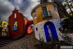 Portmeirion2016.09.16-184 (Robert Mann MA Photography) Tags: portmeirion gwynedd northwales snowdoniamountainsandcoast villages village tourism touristattractions attractions penrhyndeudraeth 2016 autumn friday 16thseptember2016 theprisoner thevillage architecture building buildings seaside