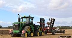 IMG_2306 (lesleydoubleday) Tags: johndeere johndeere50thcelebration langar tractor farming farmmachinery