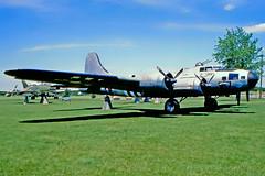 B-17. No further info. (Gerrit59) Tags: b17