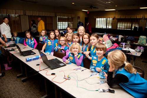 Scouts in STEM Day by RDECOM, on Flickr