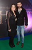 Cathy O'Connor and Derrick Carberry Irish Premiere of 'The Hobbit: An Unexpected Journey' at Cineworld Dublin