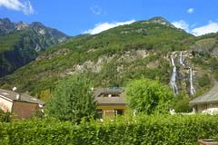 Wasserfall (Alfesto) Tags: italien italy wasserfall chiavenna valchiavenna