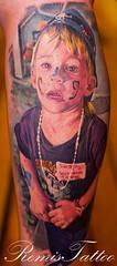 realistic-portrait-tattoo-of-kid