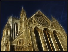 York Minster (robin denton) Tags: york city buildings cathedral yorkshire yorkminster minster hdr northyorkshire historicbuildings fractalius
