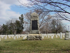 Rough Riders Monument in Arlington National Cemetery (Arlington National Cemetery) Tags: monument cemetery arlington us war first national rough volunteer anc cavalry riders regiment spanishamerican