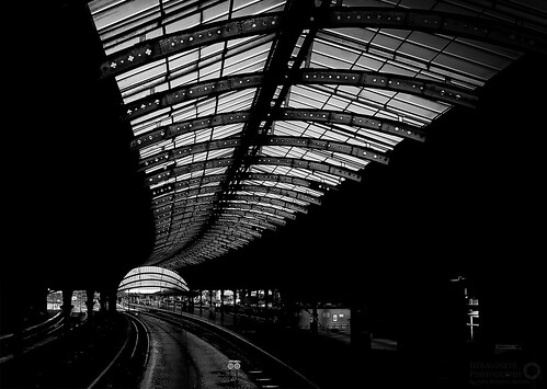 York Station B&W