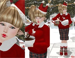 Fumble 420 (Whisper Despres) Tags: christmas gg call free izumiya lb romi edelweiss mgs freebie freebies groupgift luckyboard myuglydorothy anexx zenithfashion yulicie whisperdespres fashionfumbles huntingforwinter snowcrystalhunt