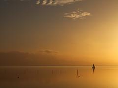 La barca (da.geli) Tags: sunset italy lake theboat umbria trasimeno labarca mygearandme mygearandmepremium mygearandmebronze mygearandmesilver blinkagain