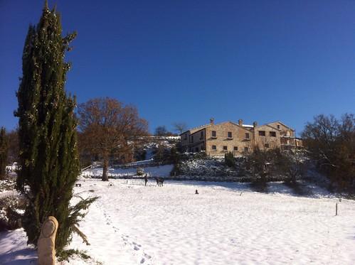 Prima nevicata inverno 2012/13