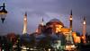 haghia sophia at night (mcooperfamily) Tags: church turkey jesus istanbul christianity sophia crusades haghia