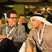 Fabio Capello and Mattar Al Tayer
