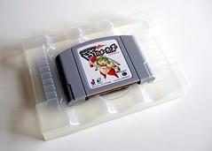 Yuke Yuke!! Trouble Makers (aka Mischief Makers) for Nintendo 64 (cartridge) (bochalla) Tags: game japanese treasure nintendo games retro videogames cart enix imports n64 cartridge 64bit nintendo64 mischiefmakers yukeyuketroublemakers