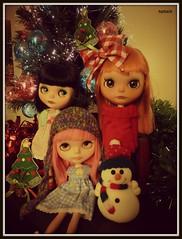 Mis Nenas Y Yo Os Deseamos Felices Fiestas ...