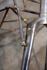 Hail Satan Porteur detail shots!! (Dancing Weapon of Mass Destruction) Tags: bike bicycle hail