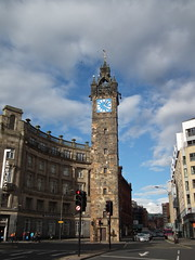 273/365 (sirtessa) Tags: street urban tower history scotland cityscape cross glasgow 365 trongate