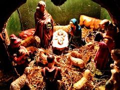 Merry Christmas (na dine) Tags: christmas xmas baby barn weihnachten jesus stall crib krippe weihnachtsgeschichte jesuskind