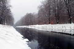 Hortenskanalen (Kjell-Arne) Tags: snow norway day horten