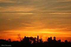 Sunburnt country (oki_jappo) Tags: life city light sunset italy sun church nature night canon landscape lights nice soft italia ombre chiesa luci sole luce paesaggio beautifull 2012 citt friuli occhiali udine friuliveneziagiulia risano