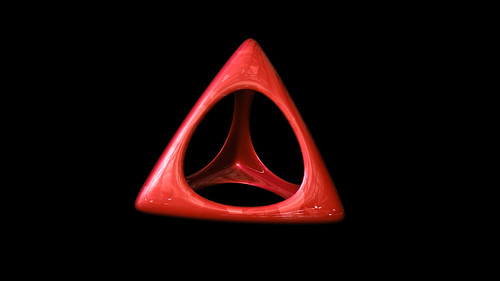 """tetrahedron soft • <a style=""""font-size:0.8em;"""" href=""""http://www.flickr.com/photos/30735181@N00/8325357549/"""" target=""""_blank"""">View on Flickr</a>"""