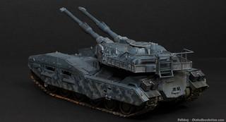 M61A5 Semovente - FIN 7 by Judson Weinsheimer