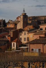 Roussillon (Michel Seguret Thanks for 11,8 M views !!!) Tags: france nikon dorf village pueblo pro d200 provence luberon vaucluse smörgåsbord villagio dragongoldaward michelseguret