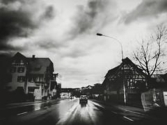 On The Road (Yves Roy) Tags: street city shadow urban blackandwhite bw black contrast dark austria blackwhite interestingness interesting raw moody darkness noiretblanc 28mm snap fav20 gloom yr enigmatic fav10 ricohgrd grdiii bureboke yvesroy yrphotography