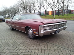1971 Imperial LeBaron Sedan (Skitmeister) Tags: auto classic netherlands car vintage voiture oldtimer 2012 pkw carspot skitmeister am4412