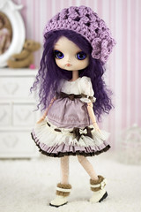 Lovely Loren (Valrie Busymum) Tags: doll dal groove pullip delorean obitsu rewigged rechipped busymum