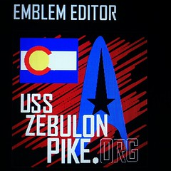 My new Emblem on call of duty is advertising my Starfleet chapter. Think I will get any interest from this? / on Instagram http://instagr.am/p/UDctAGsmqu/ (JonZenor) Tags: photos tumblr instagram