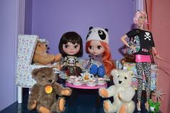 B tea party