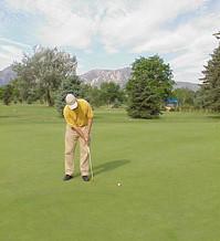 Photo - Flatirons Golf Course