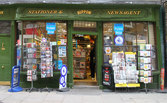 Rococo Shopfront: Dean Street (curry15) Tags: london shop soho georgian w1 18thcentury shopfront newsagent rococo 1791 rippon newsagents rocaille gradeiilisted glazingbars thomasnorman geor