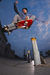 Paul Hill (raim grin) Tags: uk liverpool paul skateboarding hill fisheye lostart tokina1017mm canon7d