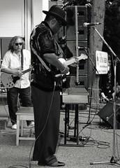2000WMBF041a (Grudnick) Tags: mudmorganfield bobmargolin concert bandshell hagerstown maryland freeconcert bw mediumformat slr mamiya645 tmx100 film 120rollfilm kodak wmbf westernmarylandbluesfestival sunday citypark peterbuysbandshell tmx6052 jt30 blues livemusic bluesfestival