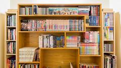 Anime Collection 2013 Update (saebaryo) Tags: anime dvd bookshelf bd boxsets