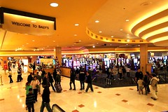 Welcome to Bally's (Prayitno / Thank you for (12 millions +) view) Tags: las vegas hotel boulevard nevada entrance casino resort lobby nv strip ballys blvd lv konomark