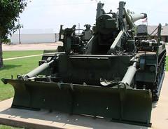 M110A2 Medford, OK4 (Seth Gaines) Tags: oklahoma artillery medford