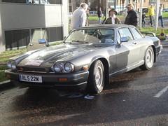 1985 Jaguar XJSC HE (GoldScotland71) Tags: convertible jaguar he 1980s 1985 cabriolet xjsc rls22w