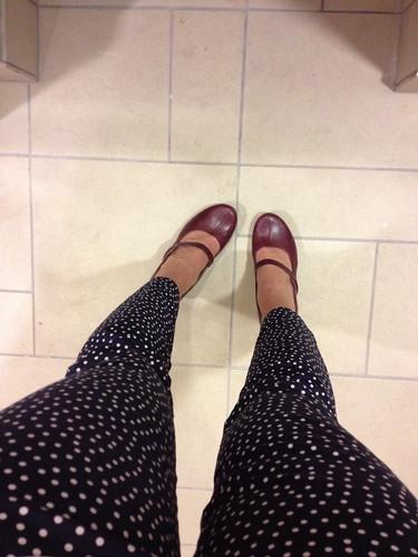 Let's polka