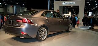 2013 Washington Auto Show - Lower Concourse - Lexus 14 by Judson Weinsheimer