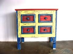 Aparador com gavetas (fabriciabarcelos) Tags: gavetas móvel aparador pátina madeiradedemolição