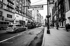 NYC Street (Luis Sousa Lobo) Tags: img0003 new york city eua usa blackwhite pb bw street canon 7d