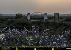 Sunset Gates (andrewtijou) Tags: andrewtijou nikond7200 europe spain puntadelmoral costadelaluz sunset es