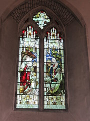27/8/2016, 240/365,  Robert Dalby Reeve IMG_5051 (tomylees) Tags: barham church window kent project 365 august 2016 27th saturday