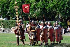 Legio I. Italica (Pter_kekora.blogspot.com) Tags: savaria sabaria ludisavariense szombathely savariakarnevl carnival history romanempire pannonia historicfestival summer 2016 hungary