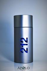 "Foto Producto ""212"" (Apolo Fotografa) Tags: perfume 212 carolina herrera foto fotoproducto apolofotografia estudio publicidad medellin colombia antioquia softbox cajadeluz"