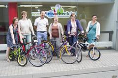Fietsotheek Adegemestraat Mechelen - 4 (Mechelen op zijn Best) Tags: fietsotheek uitleendienst fiets kinderfiets fietsen kinderen adegemstraat mechelen lenen